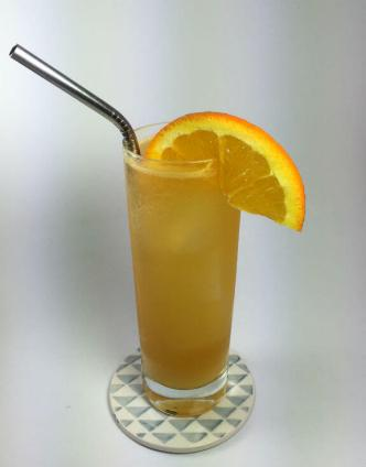 Cadiz Collins Cocktail