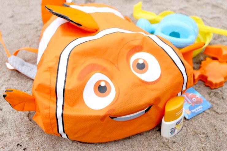 Cocktails in Teacups Disney Life Travel Parenting Blog LittleLife Finding Nemo Swim Bag Review 2