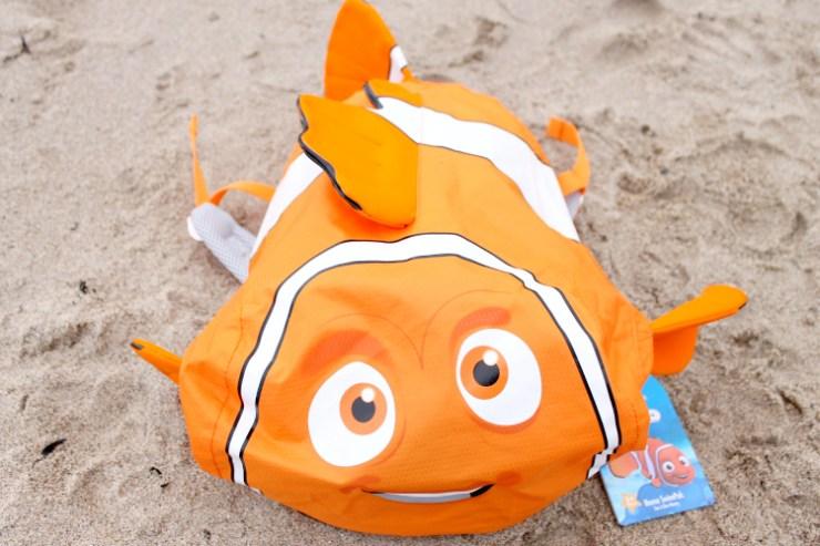 Cocktails in Teacups Disney Life Travel Parenting Blog LittleLife Finding Nemo Swim Bag Review 3