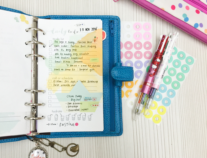 My Daily  Weekly Daisy Day Planner Pages Cocoa Daisy - weekly planner pages
