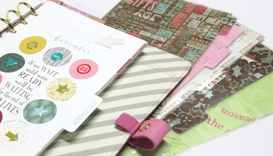 Handmade Dividers for your Planner\u2026 Cocoa Daisy