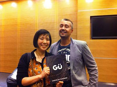Coco&Me - www.cocoandme.com - Coco and Me - Fred Ponnavoy, Head Chef of Gü