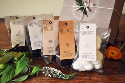 www.cocoandme.com_Nuage & Caramel baked selection box - Coco & Me - Coco&Me - blog - marshmellows - cookies - sable - biscuits - gift - Christmas