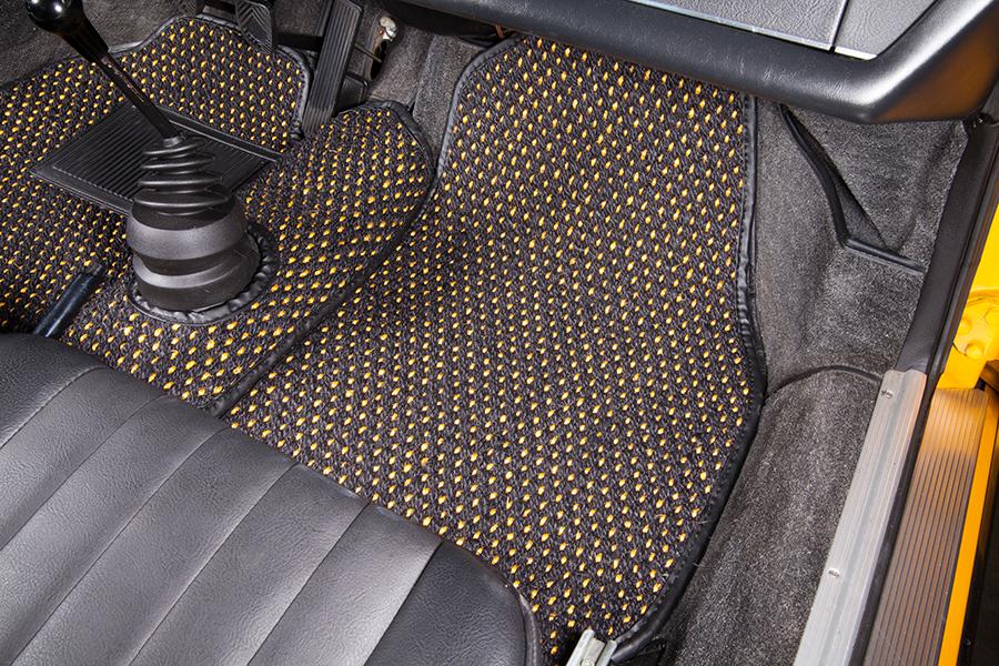 Porsche Car Mat Gallery