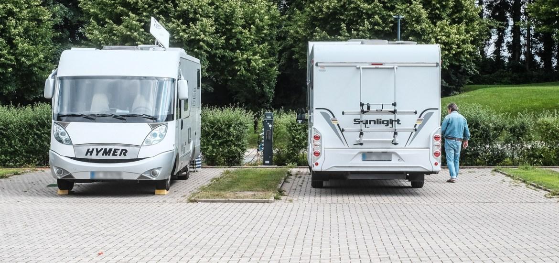 Wohnmobilstellplatz Bielefeld