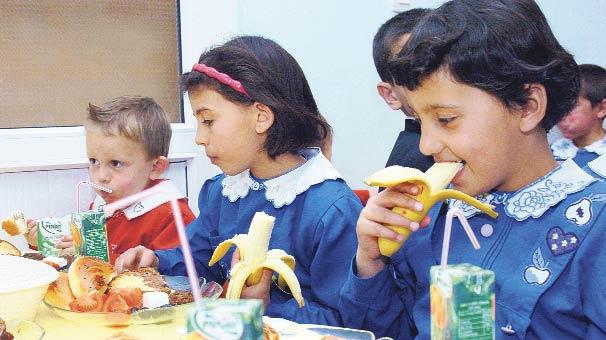 Okul Çağı Çocukları için Sağlıklı Beslenme Önerileri