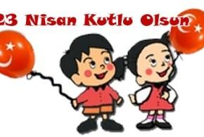Bugün 23 Nisan Çocuk Şarkısı