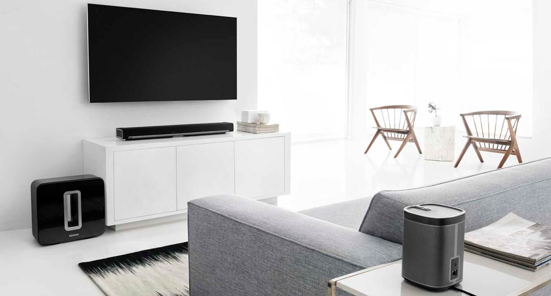 SONOS Home Theatre Bundles | CODA - Home Technology Specialists