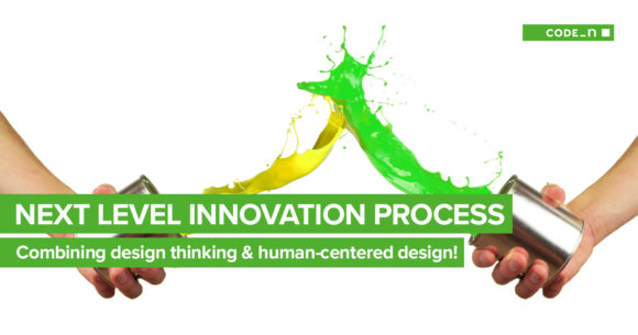 Design thinking or human-centered design? Both! How to combine the