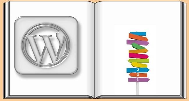 Create WordPress Instructional Manual