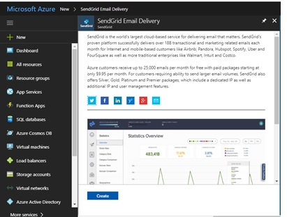 Send Email from Azure SQL using Logic App - CodeProject - sendgrid email templates