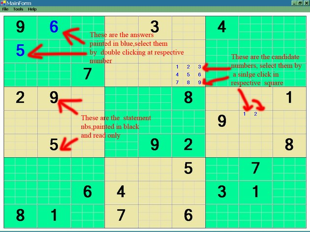 SuDoku Solver and Generator - CodeProject