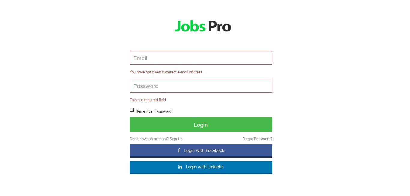 free resume upload