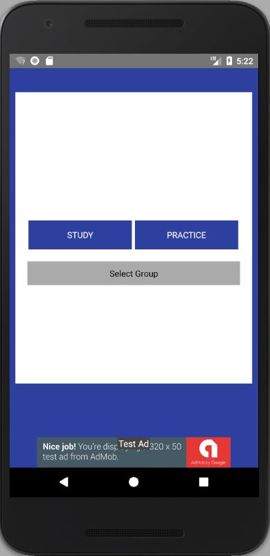 WordCard - Android template Codester