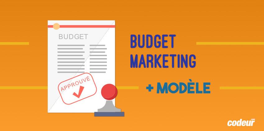 Comment Planifier Votre Budget Marketing Modele Gratuit