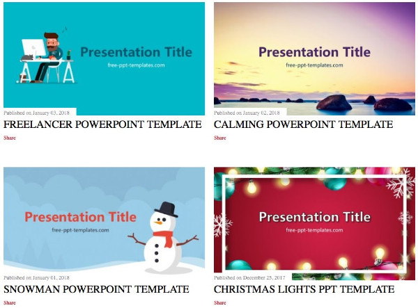 Free Technology Powerpoint Template Or Google Slides Themeppt free