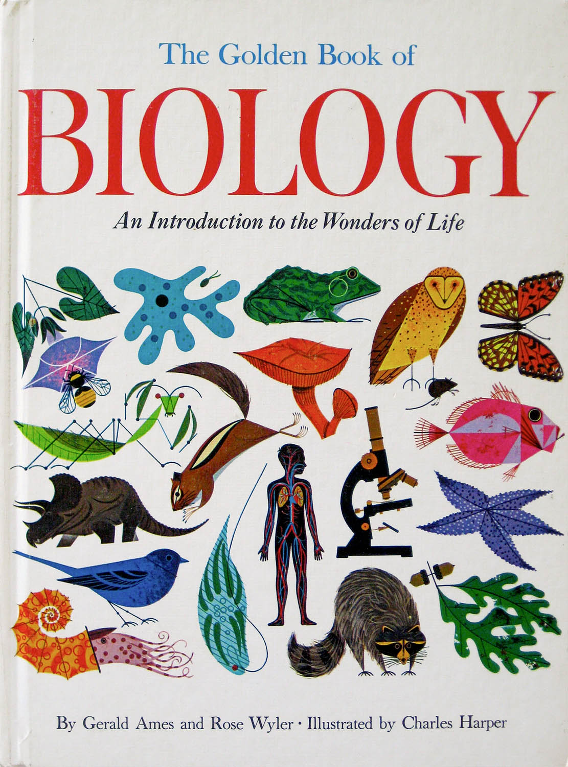 biology book cover