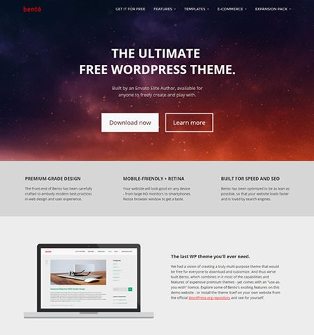 50 Best Free Responsive WordPress Themes 2018 - CodexCoder - best free wordpress templates