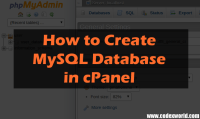 how-to-create-mysql-database-in-cpanel-by-codexworld