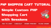 simple-php-shopping-cart-using-sessions-tutorial-codexworld