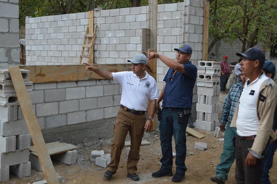 construcci n de 20 aulas escolares en las barrancas de On construcción de aulas escolares
