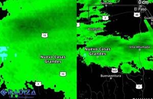 3Nevó en las montañas de NCG, Cuauhtémoc, Juárez y Namiquipa