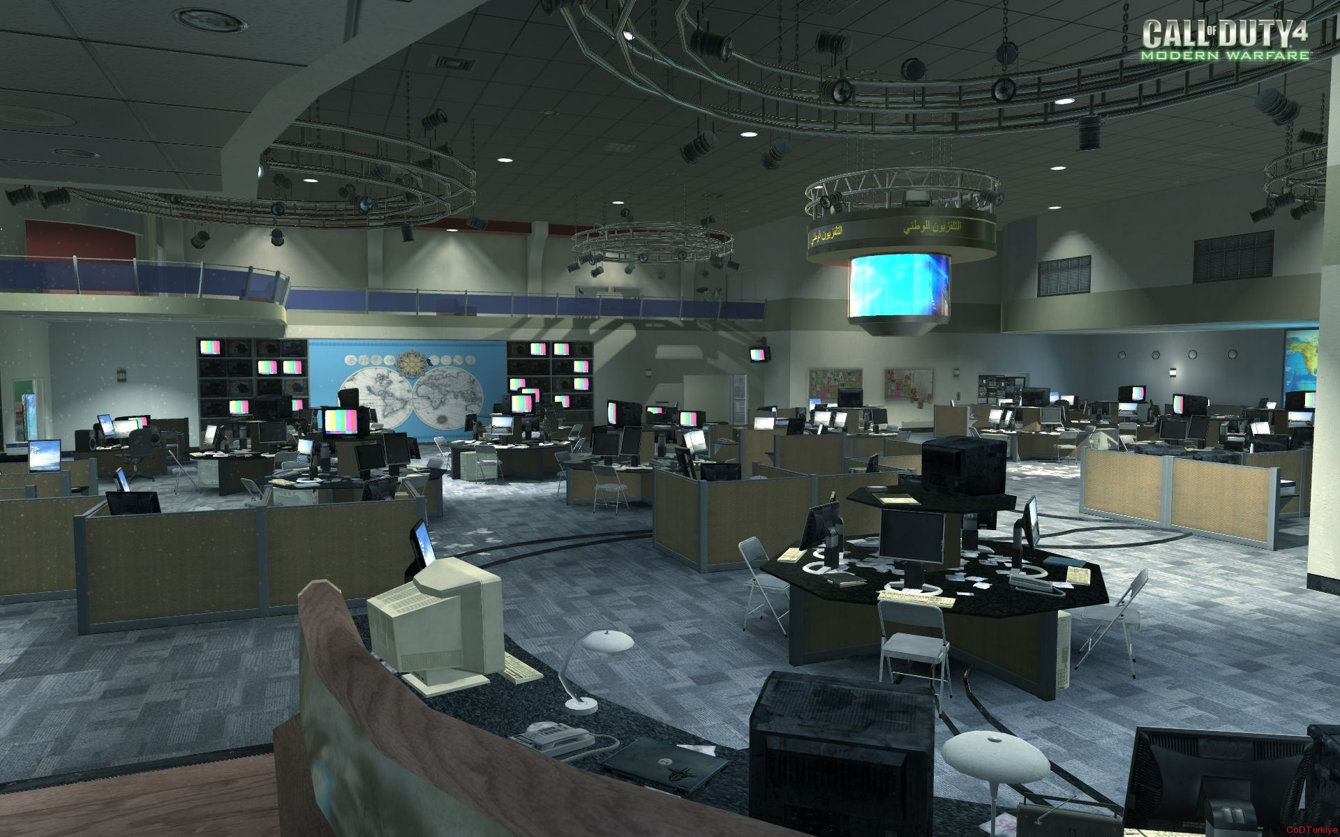 Modern Warfare Wallpaper Hd Call Of Duty 4 Modern Warfare Hd Wallpapers Codgallery