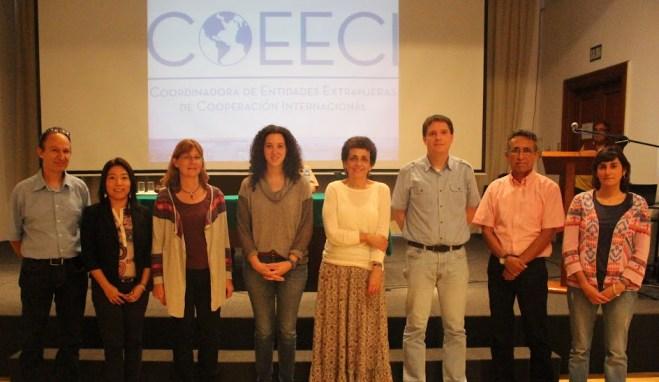 Asamblea General COEECI 2015