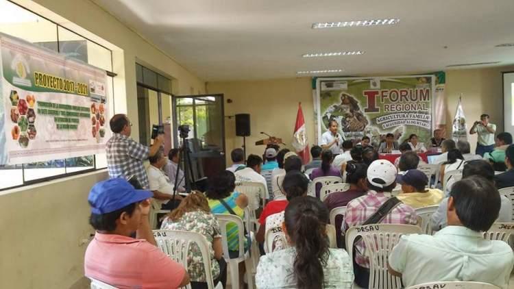 Forum Regional de Agricultura Familiar y Seguridad Alimentaria-