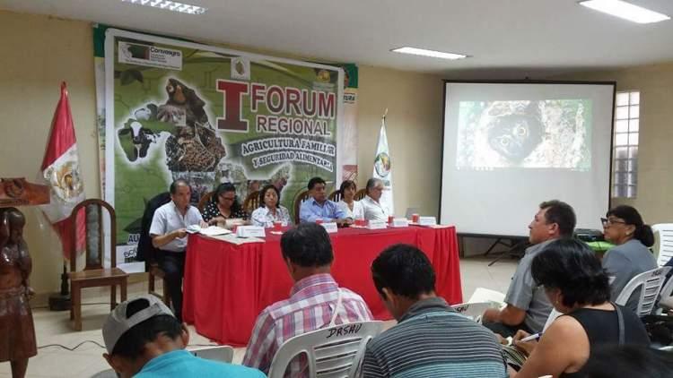Forum Regional de Agricultura Familiar y Seguridad Alimentaria_