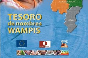 Portada Tesoro de Nombres Wampis (terra nuova coeeci)