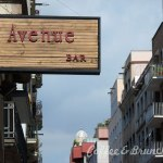 Brunch con bellini en Gracia–Avenue Bar