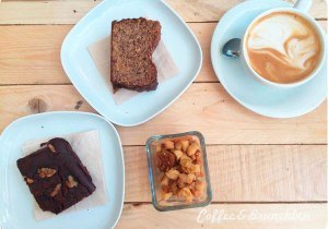Another brunch on Carrer Parlament-The Juice House-Desserts