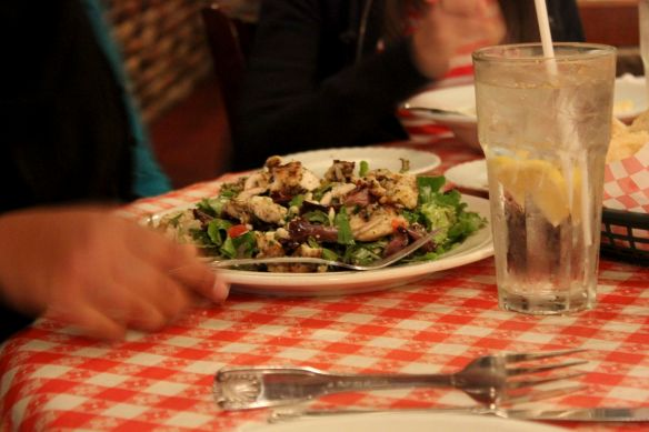 Fortuna chicken salad for Haala