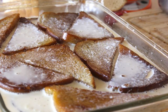 bp3 Double Ka Meetha ~ Indian Bread Pudding