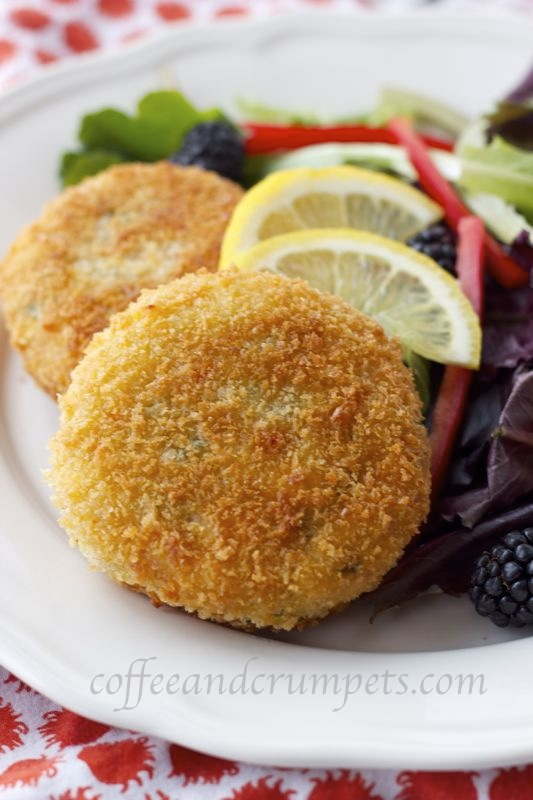 Asian Cod Cakes