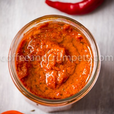 Harissa | A Most Versatile Hot Sauce