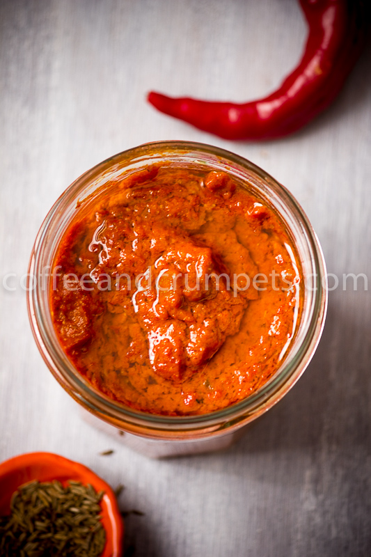 Harissa Paste 3 Harissa | A Most Versatile Hot Sauce