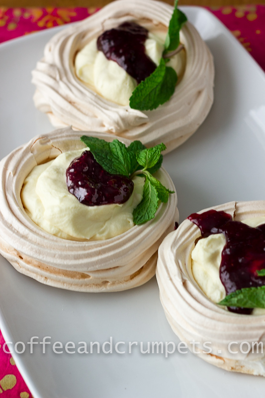 White Chocolate Mousse Meringues-2
