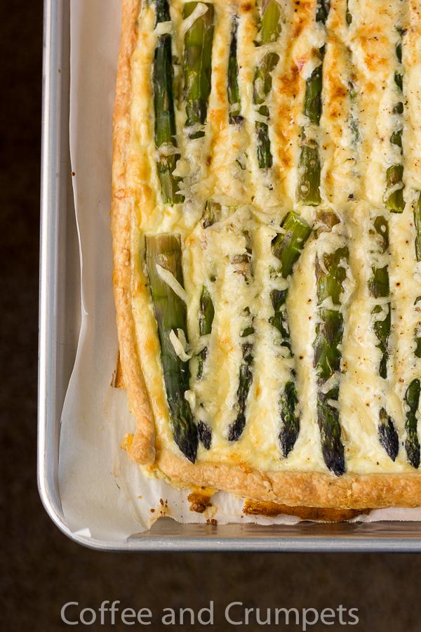 Asparagus and Emmentaler Tart-6