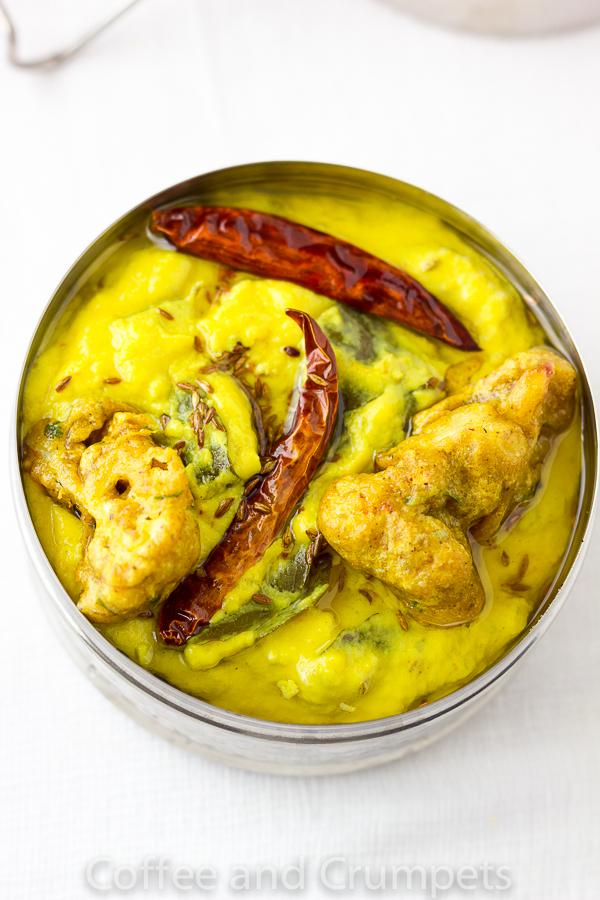 yoghurt curry