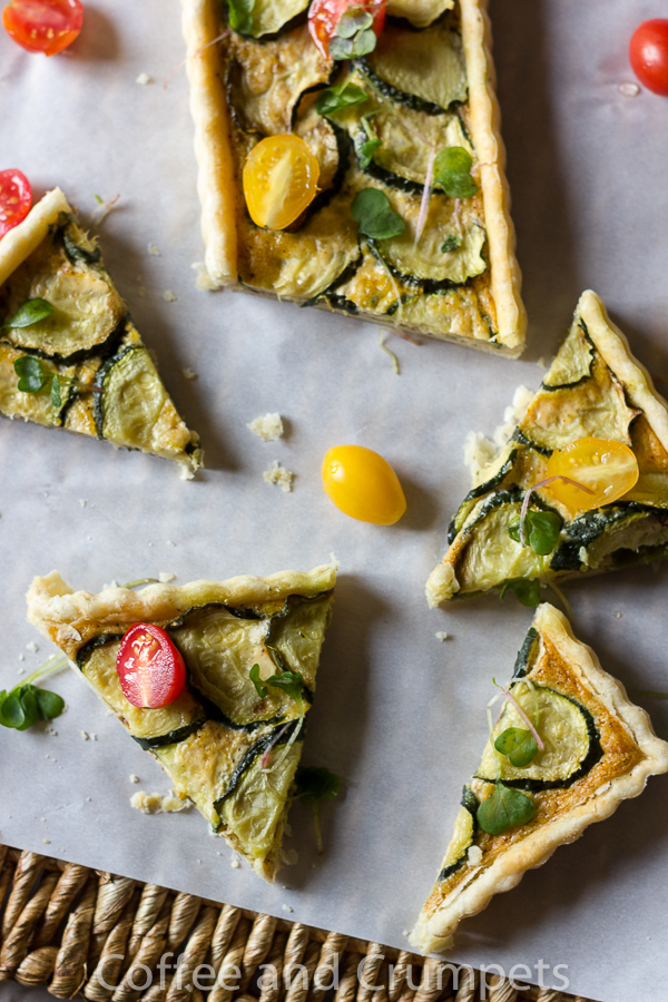 Hatch Chile and Zucchini Tart-4