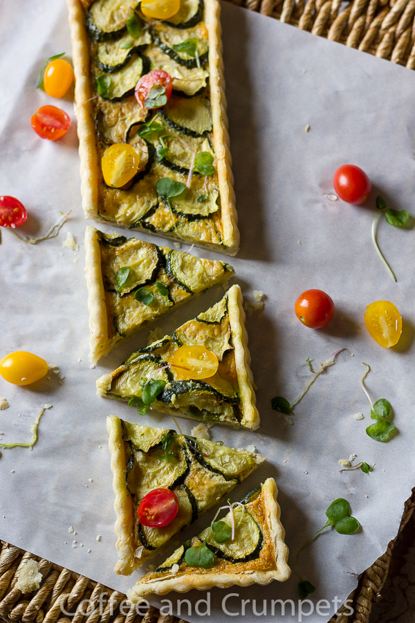 Hatch Chile and Zucchini Tart-6