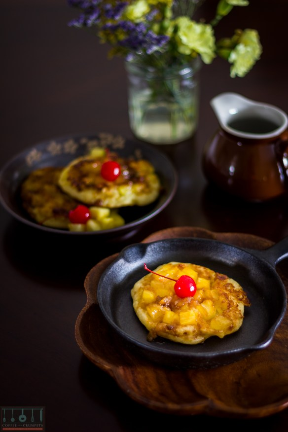 Pineapple Upside Down Pancakes-1
