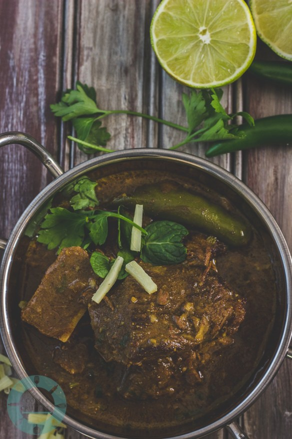 Beef Nehari-Indian Beef Stew