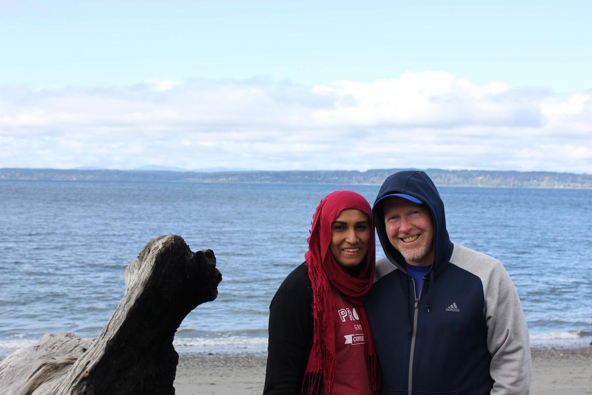Us at Puget Sound