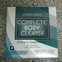 Trader Joe's Complete Body Cleanse