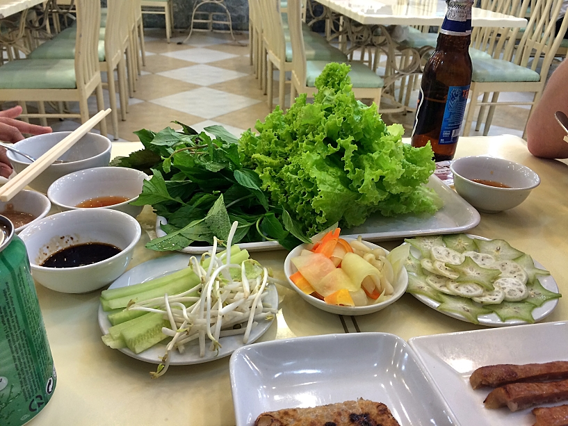 Forced Healthy Eating in Vietnam