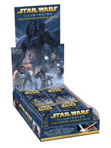 Topps SW Illustrated ESB Box