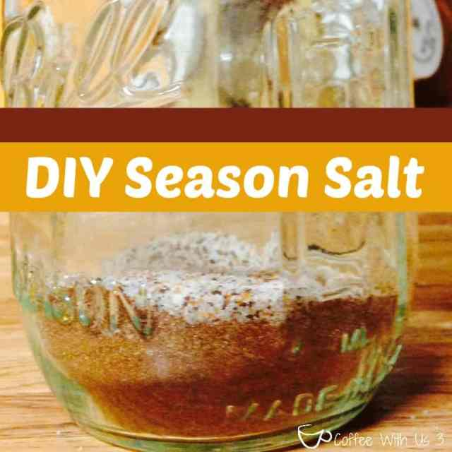 DIY Season Salt
